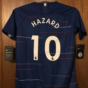 $100 Eden Hazard Chelsea Nike jersey Youth Large